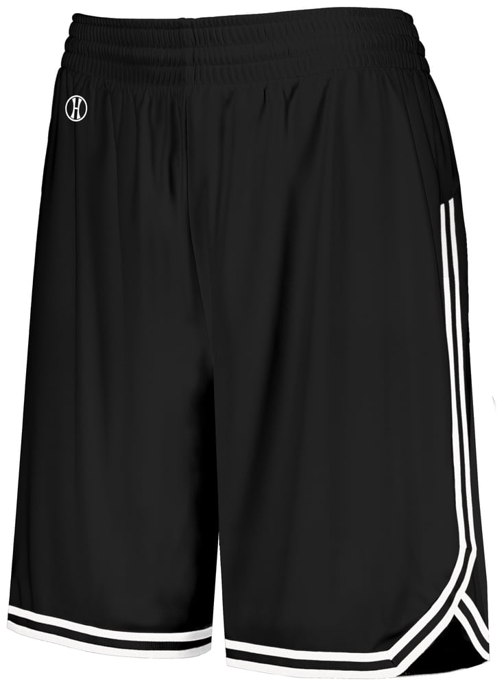 Holloway 224377 - Ladies Retro Basketball Shorts