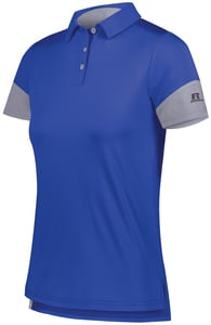Russell 400PSX - Ladies Hybrid Polo
