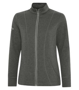 Callaway CGW510 - waffle fleece full zip ladies jacket