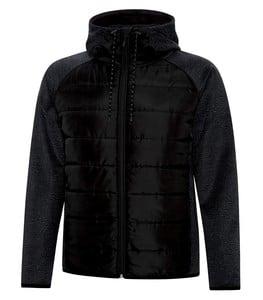 DryFrame DF7680 - dry tech insulated fleece jacket