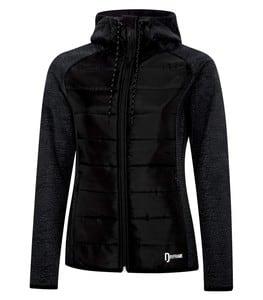 DryFrame DF7680L - dry tech insulated fleece ladies jacket