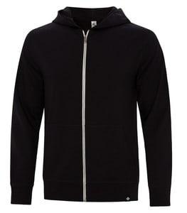 Koi KOI2049 - element full zip hooded fleece