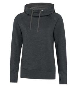 ATC L2045 - vintage pullover ladies' hooded sweatshirt