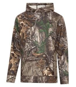 ATC Y2034 - tech fleece hooded youth sweatshirt