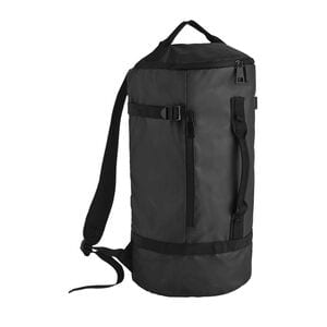 Sols 02927 - Carbon Coated Canvas Backpack