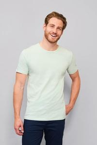 Sols 02855 - Mens Round Neck Fitted Jersey T Shirt Martin