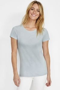 Sols 02856 - Womens Round Neck Fitted Jersey T Shirt Martin