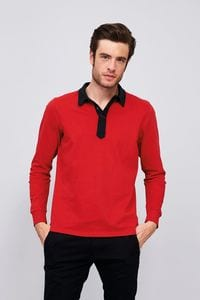 Sols 02951 - POLO RUGBY HOMME Preston