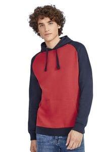 Sols 02998 - Unisex Two Colour Sweatshirt Seattle
