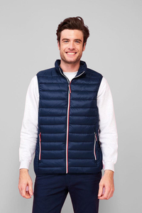Sols 02916 - Mens Lightweight Down Bodywarmer Victoire Bw