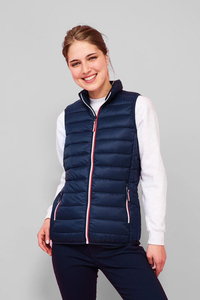 Sols 02937 - Womens Lightweight Down Bodywarmer Victoire