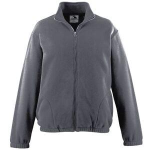Augusta Sportswear 3540 -  Campera Polar relajada con cierre entero