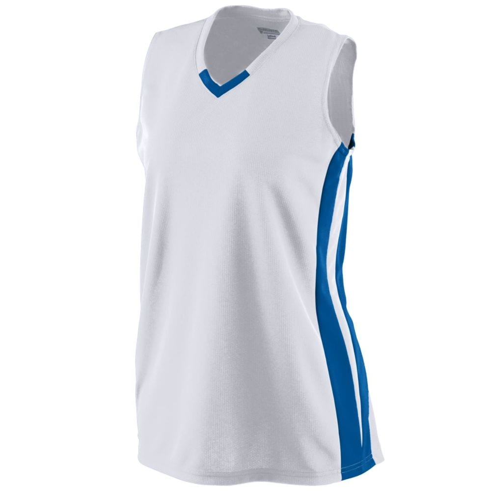 Augusta Sportswear 527 - Ladies Wicking Mesh Powerhouse Jersey