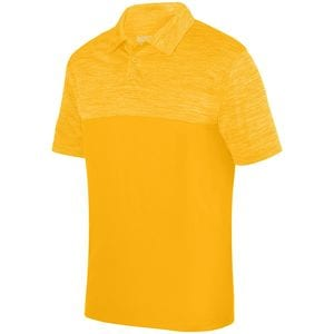 Augusta Sportswear 5412 -  Remera Polo Shadow con tonos Heather