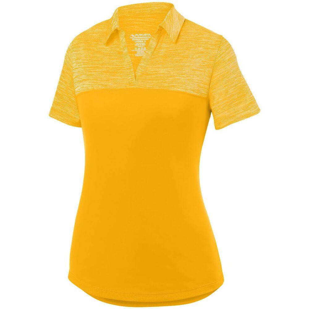Augusta Sportswear 5413 - Ladies Shadow Tonal Heather Polo