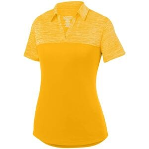 Augusta Sportswear 5413 - Ladies Shadow Tonal Heather Polo