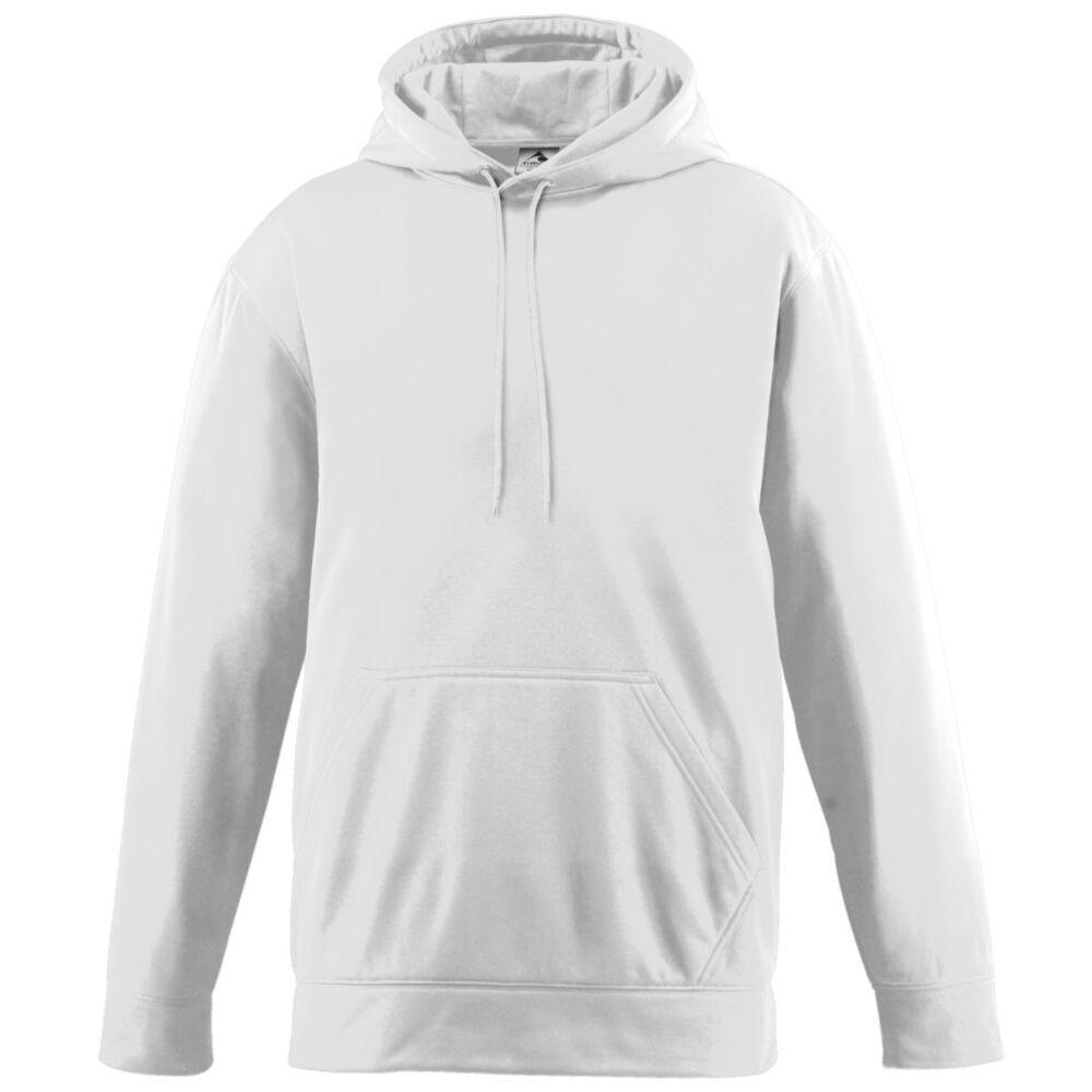 Augusta Sportswear 5506 - Youth Wicking Fleece Hooded Sweatshirt