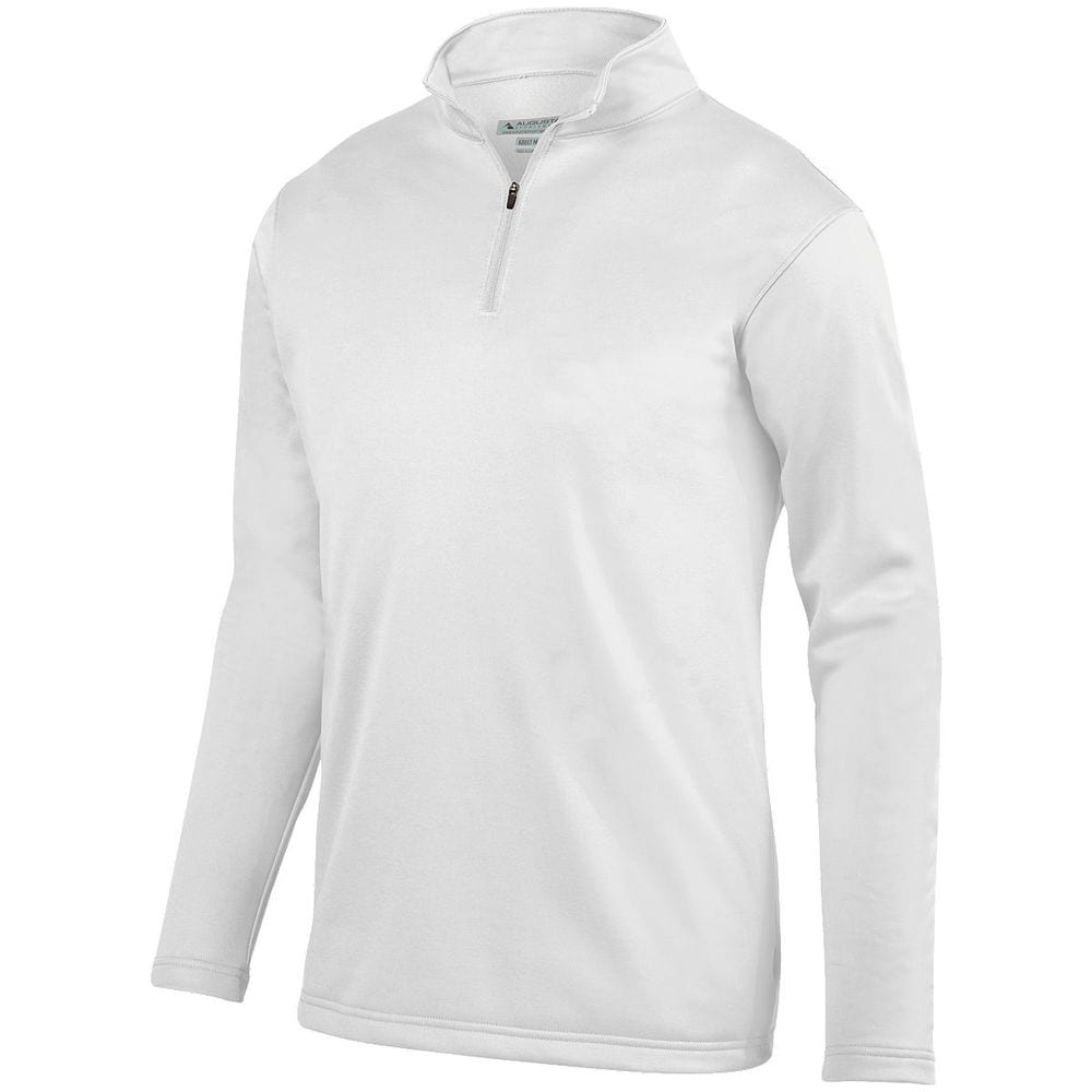 Augusta Sports Youth Wicking Fleece Pullover Large Royal