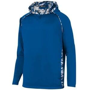 Augusta Sportswear 5539 - Buzo con capucha camuflado para jóvenes