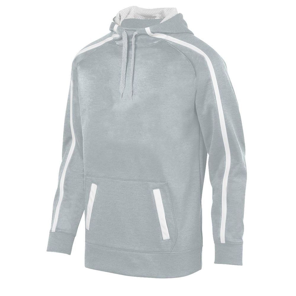 Augusta Sportswear 5554 - Buzo con capucha Tonal avivado Heather