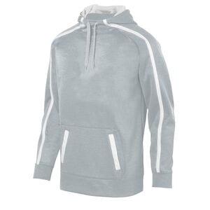 Augusta Sportswear 5555 - Youth Stoked Tonal Heather Hoodie