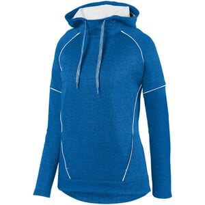 Augusta Sportswear 5556 - Ladies Zoe Tonal Heather Hoodie