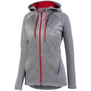Augusta Sportswear 5558 - Ladies Zoe Tonal Heather Full Zip Hoodie