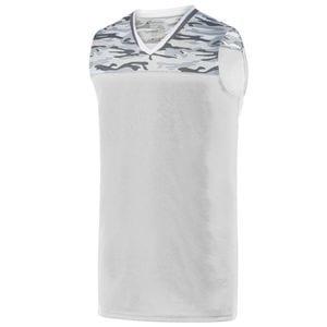 Augusta Sportswear 1116 - Youth Mod Camo Game Jersey