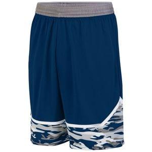 Augusta Sportswear 1118 - Youth Mod Camo Game Short
