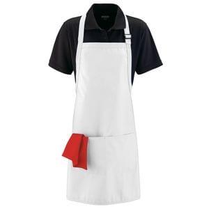 Augusta Sportswear 5965 - Full Width Apron With Pockets