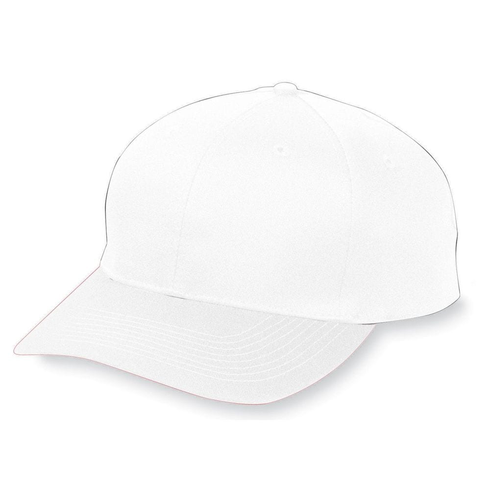 Augusta Sportswear 6204 - Six Panel Cotton Twill Low Profile Cap