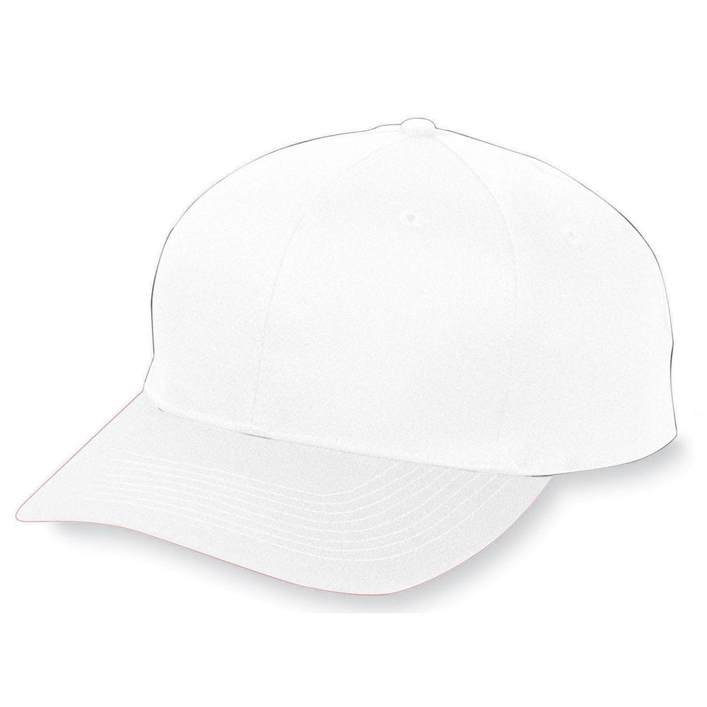 Augusta Sportswear 6206 - Youth Six Panel Cotton Twill Low Profile Cap