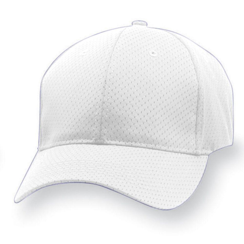 Augusta Sportswear 6232 - Gorra de malla deportiva flexible de deporte