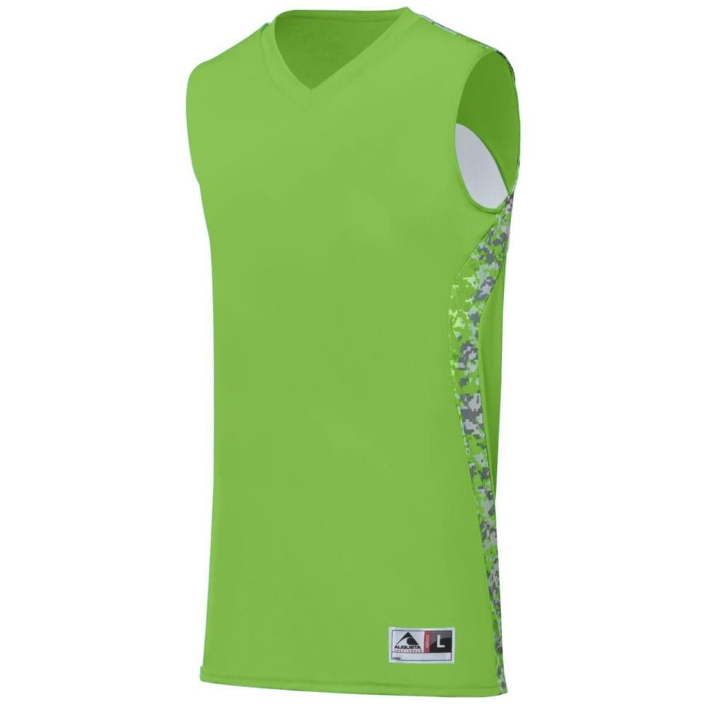 Augusta Sportswear 1162 - Youth Hook Shot Reversible Jersey