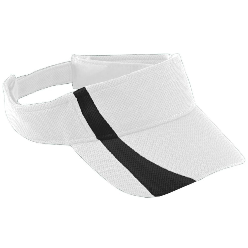 Augusta Sportswear 6260 - Adjustable Wicking Mesh Two Color Visor