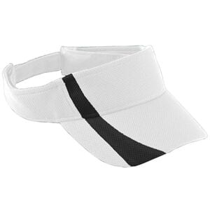 Augusta Sportswear 6260 - Adjustable Wicking Mesh Two Color Visor