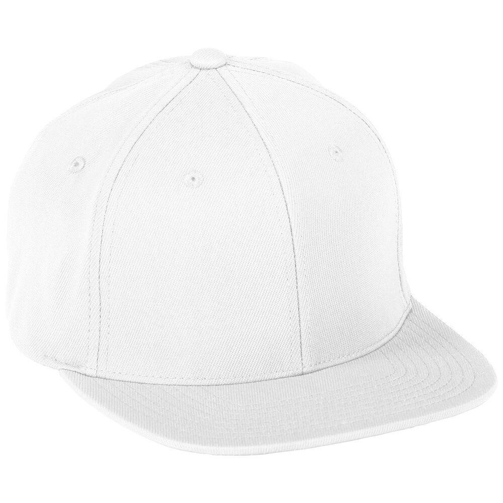Augusta Sportswear 6314 - Flexfit Flat Bill Cap