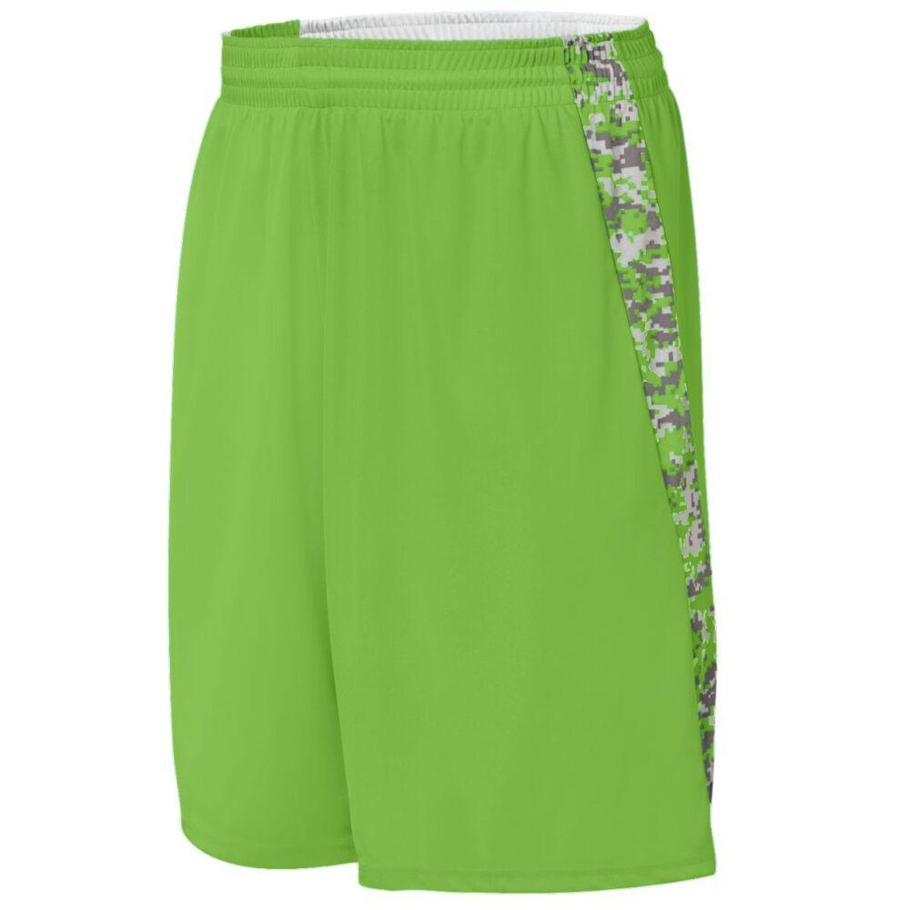 Augusta Sportswear 1164 - Youth Hook Shot Reversible Short