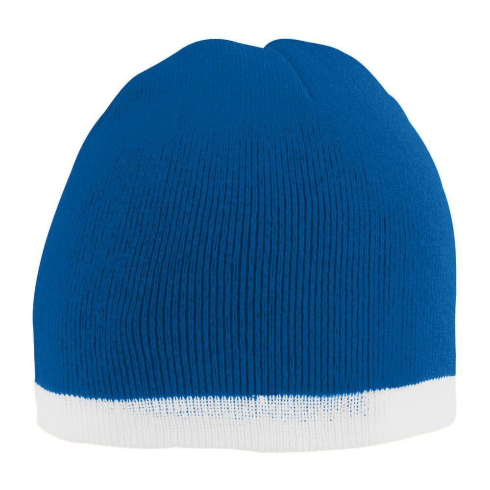 Augusta Sportswear 6820 - Two Tone Knit Beanie