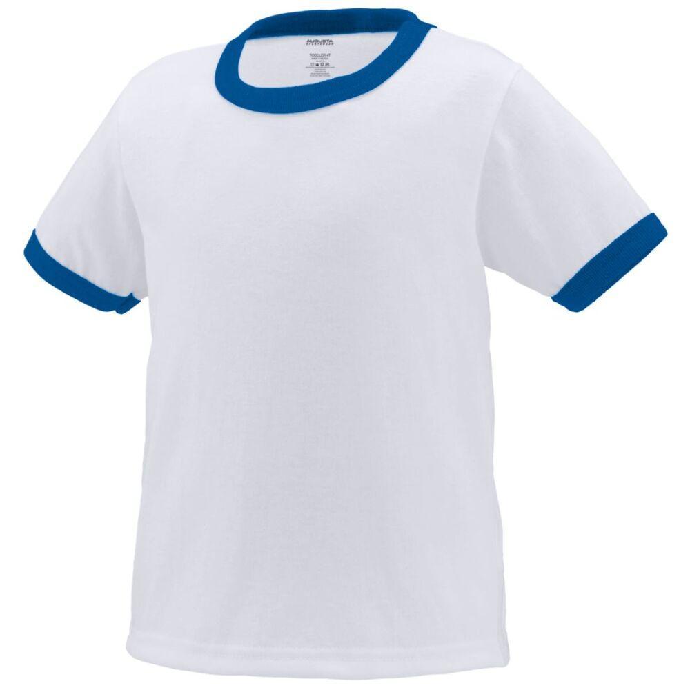Augusta Sportswear 712 - Toddler Ringer T Shirt