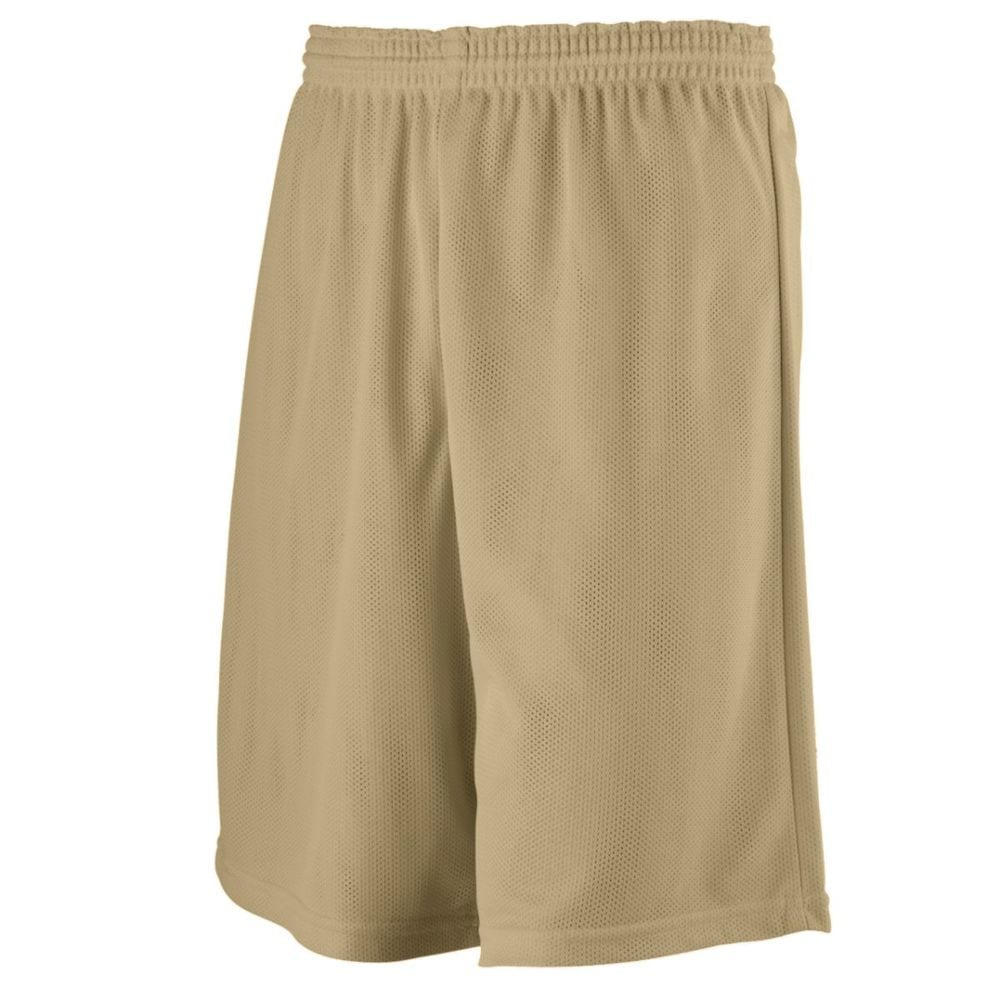 Augusta Sportswear 738 - Longer Length Mini Mesh League Short