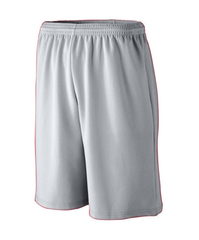 Augusta Sportswear 802 - Longer Length Wicking Mesh Athletic Short