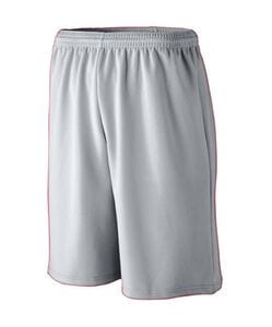 Augusta Sportswear 802 - Longer Length Wicking Mesh Athletic Short