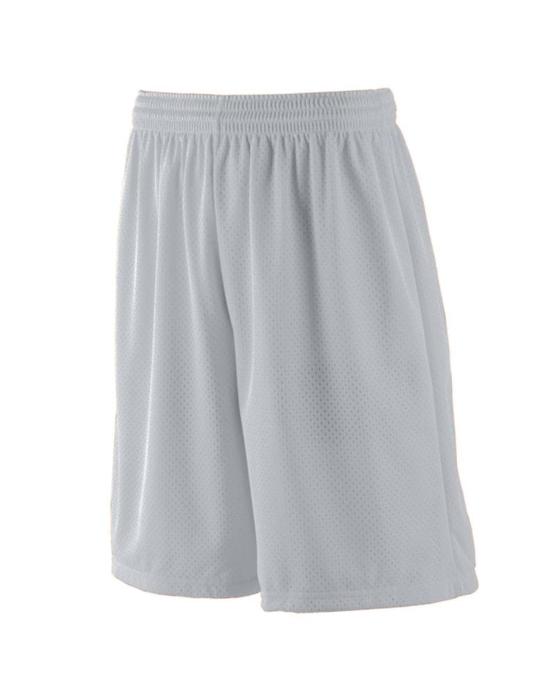 Augusta Sportswear 848 - Long Tricot Mesh Short/Tricot Lined