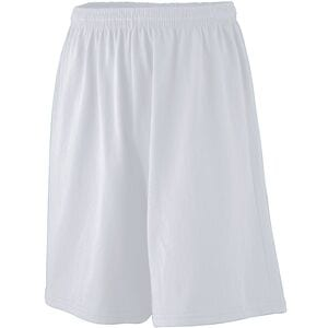 Augusta Sportswear 915 - Longer Length Jersey Short
