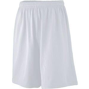 Augusta Sportswear 915 - Longer Length Jersey Short