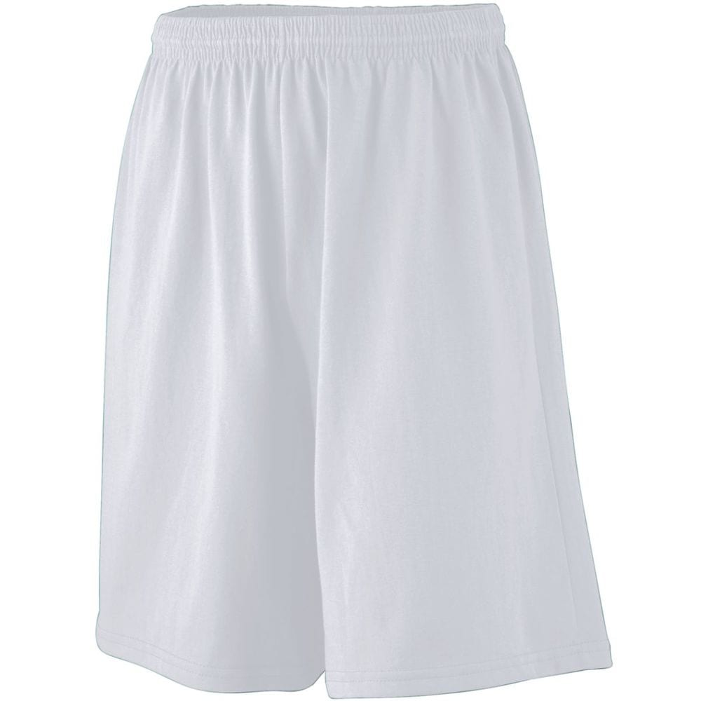 Augusta Sportswear 916 - Youth Longer Length Jersey Short