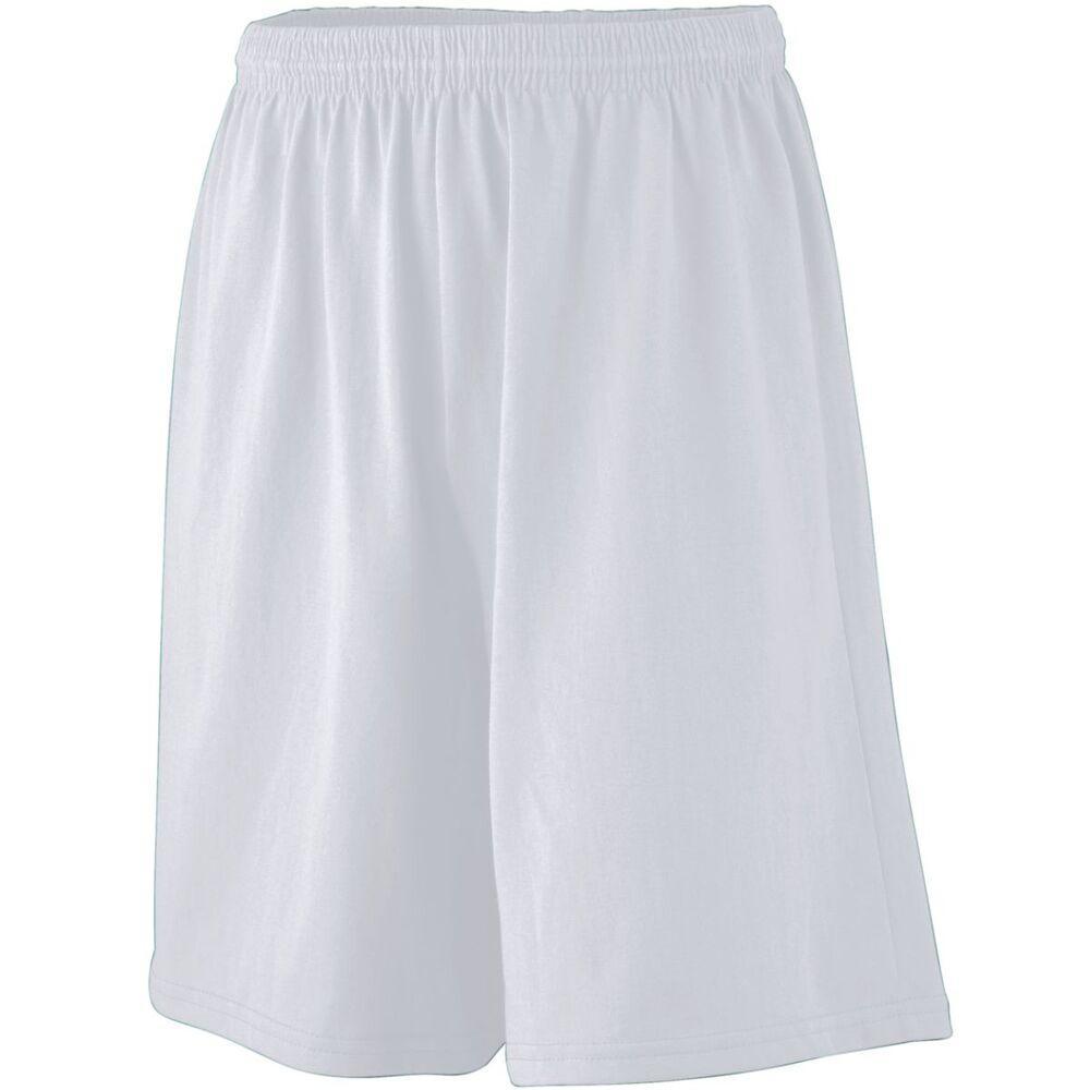 Augusta Sportswear 916 - Youth Longer Length Jersey Short