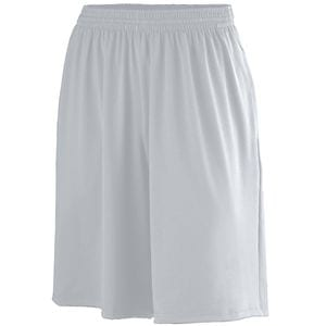 Augusta Sportswear 949 - Poly/Spandex Short With Pockets