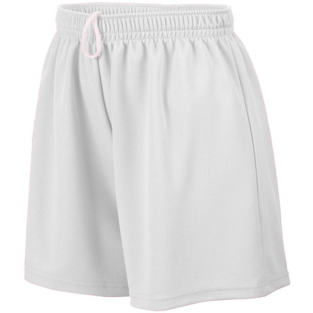 Augusta Sportswear 961 - Girls Wicking Mesh Short